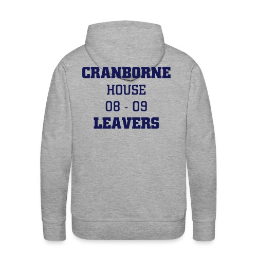 Cranborne House Leavers - Men's Premium Hoodie