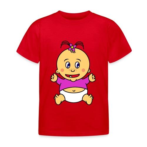 Mädchen - Kinder T-Shirt