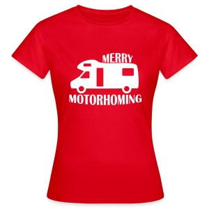 Merry Motorhoming - Women's T-Shirt