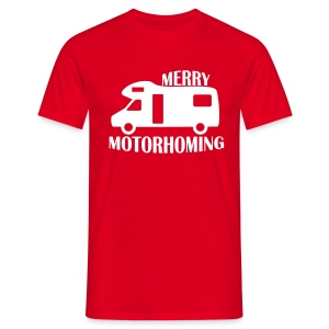 Merry Motorhoming - Men's T-Shirt