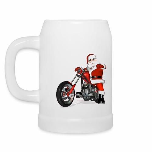 Beer Mug - Santa - Beer Mug