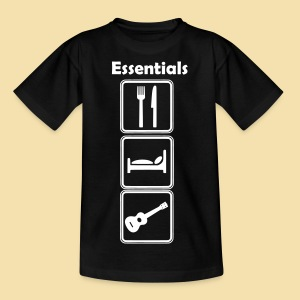 ShirtEssentials - Kinder T-Shirt