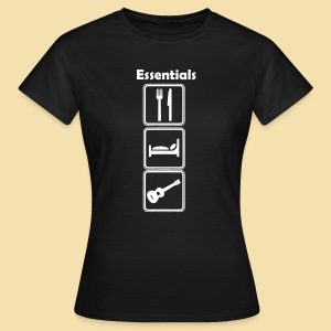 ShirtEssentials - Frauen T-Shirt