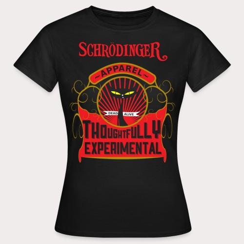 Schrödinger Apparel - Women's T-Shirt