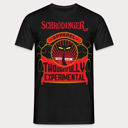 Schrödinger Apparel - Men's T-Shirt