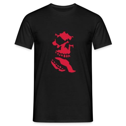 Skull of Darkness - Männer T-Shirt