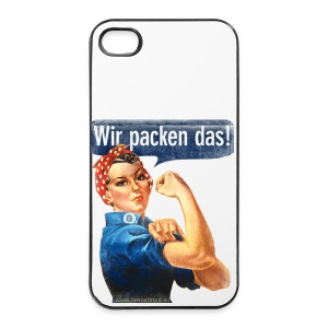 iPhone Sleeve Heimatfront - iPhone 4/4s Hard Case