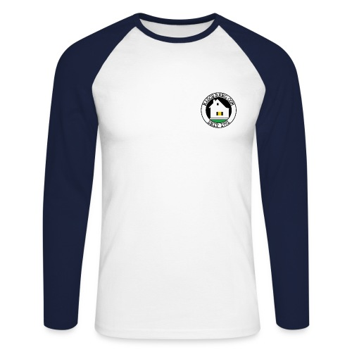 Raschberg-Longsleeve - Männer Baseballshirt langarm