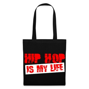 Sac hip hop is my life - Tote Bag