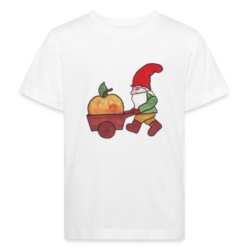 Bio Kindershirt  Apfel-Zwerg - Kinder Bio-T-Shirt