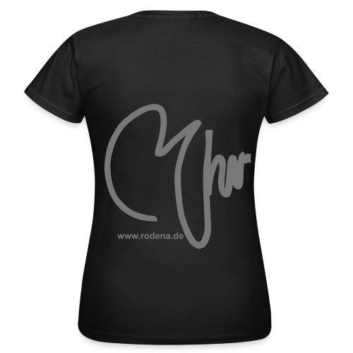 Frauen T-Shirt s/g Rodena THV - Frauen T-Shirt