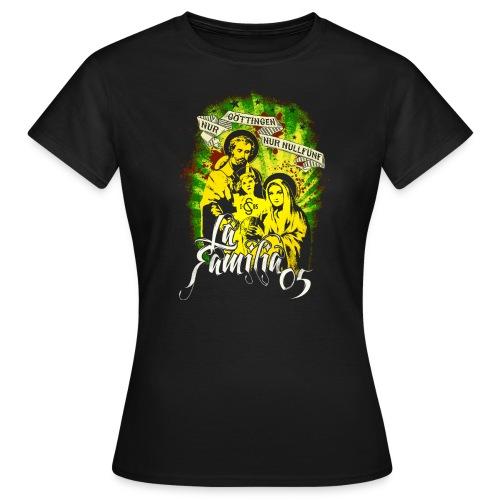 La Sagrada Familia [feminin] - Frauen T-Shirt