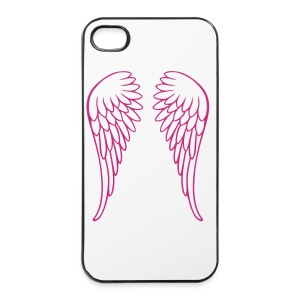 iPhone cover angel - iPhone 4/4s hard case