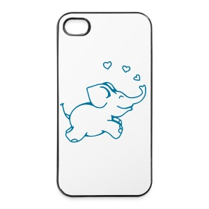 iPhone cover olifant - iPhone 4/4s hard case