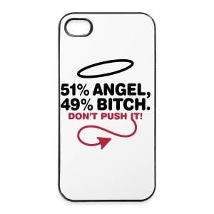 iPhone cover Angel,  - iPhone 4/4s hard case