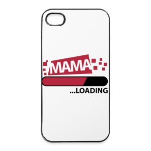 iPhone cover Mama Loading - iPhone 4/4s hard case