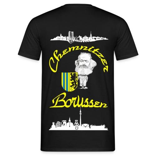Shirt Chemnitzer Borussen - Männer T-Shirt