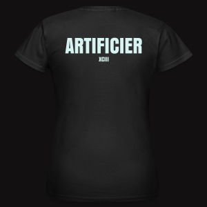 Artificier Reflect  TECHNICIENS DU SPECTACLE - T-shirt Femme