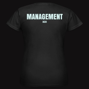 Management Reflect F TECHNICIENS DU SPECTACLE - T-shirt Femme