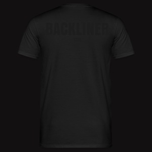 BAckline SPY  TECHNICIENS DU SPECTACLE - T-shirt Homme