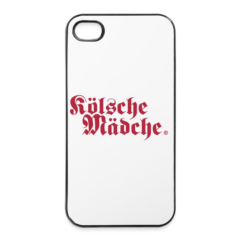 Kölsche Mädche i Phone Case Classic - iPhone 4/4s Hard Case