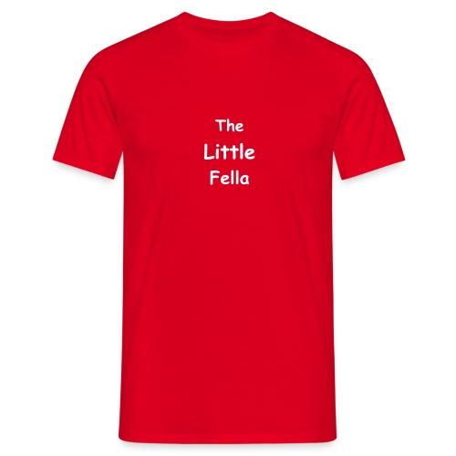 The Little Fella - Men's T-Shirt