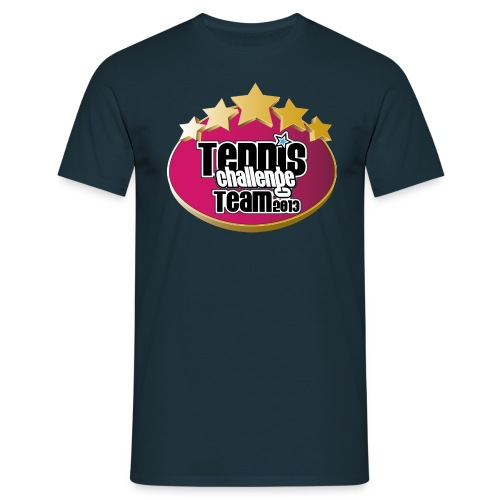 Teamshirt - Tennis Challenge Team - Mannen T-shirt