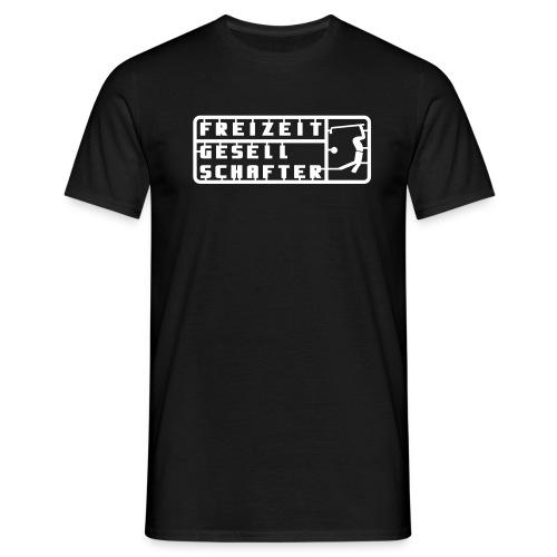 Freizeitgesellschafter - Männer T-Shirt