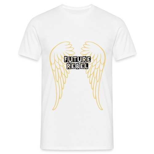 Wings of a Rebel Tee - Men's T-Shirt