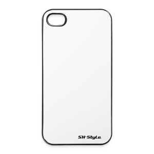 iPhone Case Plain - White - iPhone 4/4s Hard Case
