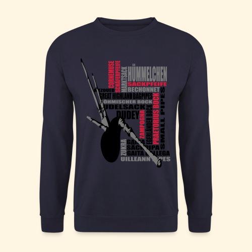 Männer Pullover - Dudelsack - Männer Pullover