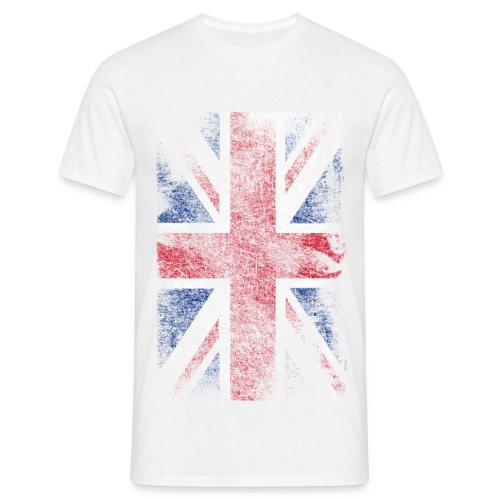 Mens Union Flag Tee - Men's T-Shirt