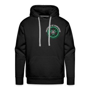 Männer Premium Hoodie - HaZZard of Darkness,Kapuzenjacken,Kapuzenpullover,Klamotten,Merch,Shop