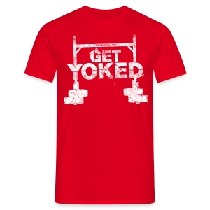 Get Yoked - Men's T-Shirt