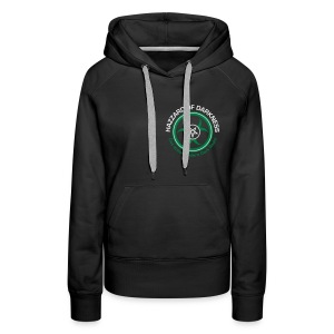 Frauen Premium Hoodie - HaZZard of Darkness,Kapuzenjacken,Kapuzenpullover,Merch,Pullover,Shop
