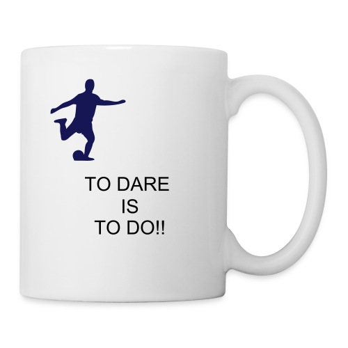 Come on your Spurs - Mug