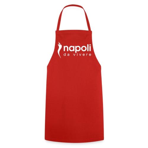 Grembiule da cuoco - Napoli da Vivere - Grembiule da cucina