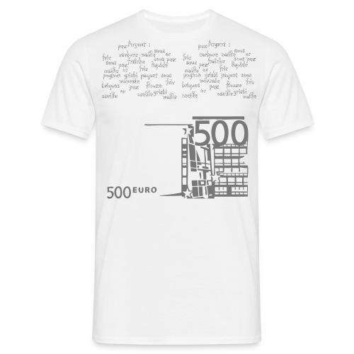 Billet - T-shirt Homme