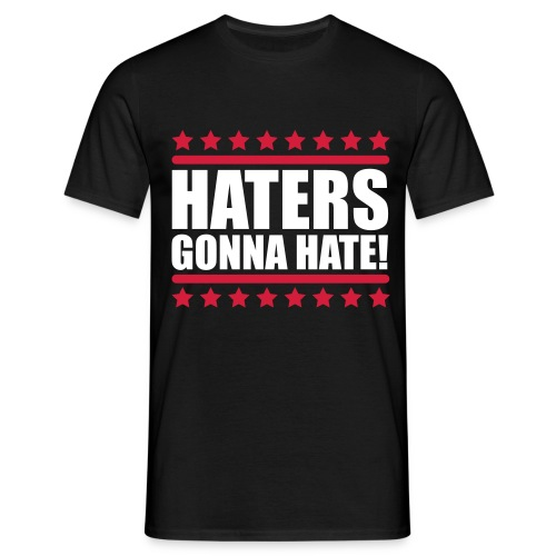 Tee-shirt Haters - T-shirt Homme