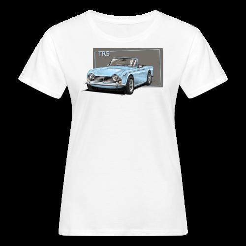 Triumph TR4-5 - Frauen Bio-T-Shirt