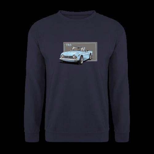 Triumph TR4-5 Illustration - Männer Pullover
