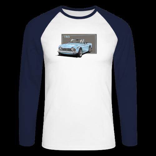 Triumph TR4-5 - Männer Baseballshirt langarm