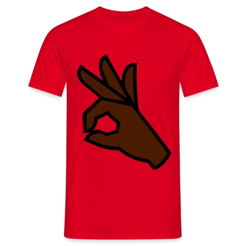 OOO SCM rouge - T-shirt Homme