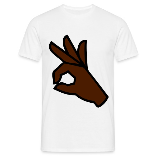 OOO SCM BLANC - T-shirt Homme
