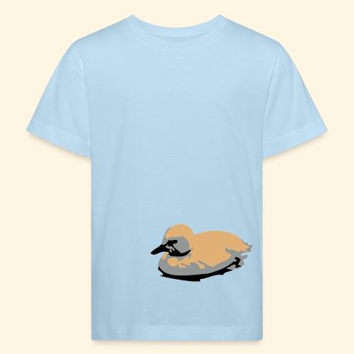 Kinder T-Shirt - Entchen - Kinder Bio-T-Shirt