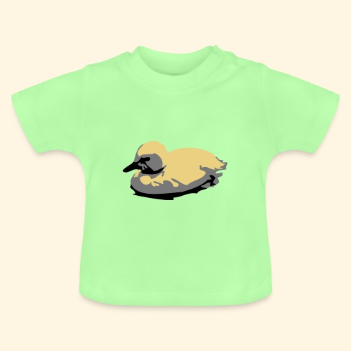 Baby T-Shirt - Entchen - Baby T-Shirt