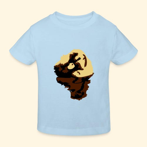 Kinder T-Shirt - Entenküken - Kinder Bio-T-Shirt