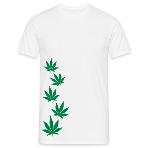 Leaf Line T - Men's T-Shirt
