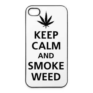 Keep Calm Iphone Case - iPhone 4/4s Hard Case
