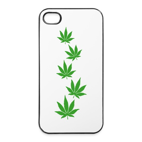 Leaf Line Iphone Case - iPhone 4/4s Hard Case